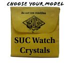 SUC Premium Replacement Calendar Dial Watch Crystals Choose Your Model #2 image