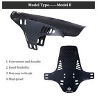 MTB Mudguards Front Rear Cycling Fender Mountain Bike Tyre Mud Guard Kit & Ties