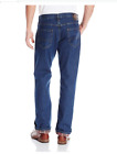 NWT Dickies Mens Flannel Lined 5-Pocket Jean Relaxed Fit Straight Leg