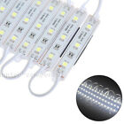 10-200FT 3 LED Module 5050 SMD Club Store Front Lights Waterproof Strip Lamp DIY