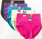 Kyпить Lot of 5 Womens High Waist Stretch Tummy Control Body Shaper Panties Underwear на еВаy.соm