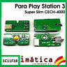 Sign Button Power and Expulsion Play Station 3 Super Slim Eject CECH-4000 PS3