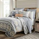 DESERT SAGE Southwestern Quilt Sets - Twin, Full/Queen, King - Gray/Sand image