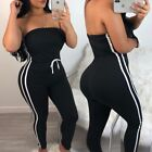 Women Ladies Clubwear Summer Playsuit Bodycon Party Jumpsuit Romper Trousers NEW