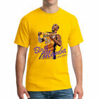 Kobe Bryant Black Mamba NBA Men's T-Shirt Sizes S->3XL