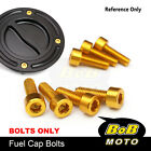 CNC Fuel Gas Cap Bolts Fit Speed Triple 955i All Years Sprint 1050 ST 2005+ 05+ $15.75 USD on eBay