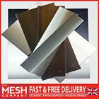 2.5mm Thick 304 Grade Stainless Steel Brushed Sheet Metal Plate Guillotine Cut
