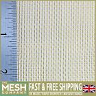Coarse Brass (16 LPI x 0.375mm Wire = 1.2mm Hole) Woven Wire Mesh Pure Brass
