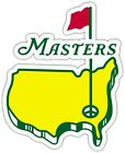 Masters Golf Logo Vinyl Sticker Decal Car Laptop Window Wall