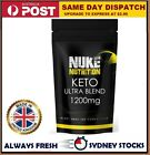 Keto Diet Pills BHB 1200mg Ketogenic Carb Blocker Weight Loss Supplement EXPRESS