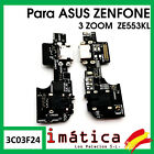 Plate Load ASUS Zenfone 3 Zoom Flex Antenna Microphone Connector USB C Headset