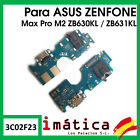 Plate Load ASUS Zenfone Max Pro M2 Flex Antenna Microphone Headset Connector USB