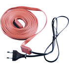 CERTIFIED Electric Heating Cable Freeze Protection Water Pipe Heater Coil 1~30m