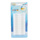 20 x Cable Clips Management Holder Cord Wire Line Organizer 3M Self-Adhesive New