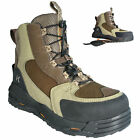 Korkers Redside Fly Fishing Wading Boots with Convertible Outsoles - 8