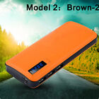 Dual USB Wireless Power Bank 900000mAh Portable Polymer Fast Charger for Phones