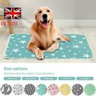 Waterproof Pet Bed Pad Dog Puppy Pee Pads Washable Reusable Cotton Mats Cushion
