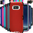 For Samsung Galaxy S8+plus Shockproof Hard Case Clip Fits Otterbox Defender