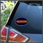 NFL Chicago Bears #Bears100 Bears 100 Bumper Sticker Decal or Car Magnet $11.95 USD on eBay