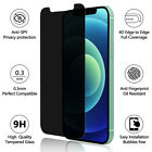 For Apple  iPhone 11 Pro Max Privacy Screen Protector Anti Spy Tempered Glass $7.95 USD on eBay