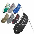 Ping Hoofer Stand Golf Bag Carry Bag 5-Way Top New 2020 - Choose a Color