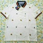 New Mens Tommy Hilfiger Short-Sleeve Custom Fit Polo Shirts