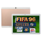 Upgrade 10.1 inch Android 9.0 Bluetooth Dual Camera SIM WiFi 8G+512G Tablets Pad