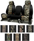 Coverking Mossy Oak Tailored Seat Covers for Dodge Dart $610.03 CAD on eBay