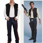 Men Vest Shirt Pants Star Wars Suit Fancy Dress Costume With Blood Stripes $54.99 USD on eBay