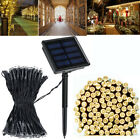 Solar Powered Garden Fairy Lights Waterproof Led Outdoor Patio Home Decoration