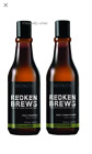 Redken Brews Daily Shampoo OR Conditioner 10 oz -SELECT TYPE