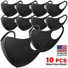 Kyпить 5PC & 2PC Black Face Fashion Mask Washable Reusable Unisex Adult MASK US SELLER на еВаy.соm