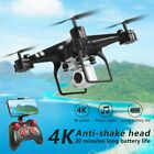 2.4G Drone RC Drones With 4K HD Camera WIFI FPV Foldable Quadcopter Aircraft
