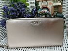 Kate Spade Cameron Large Continental Leather Zip Around Wallet $189 Love Coach