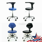 Hydraulic Rolling Swivel Stool Salon Spa Tattoo Chair Facial Massage Adjustable