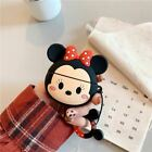 For Apple Airpods Pro 3 Charging Case Cute Disney Minnie Cartoon Silicone Covers