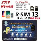 RSIM-15 RSIM-14 Nano Unlock Card for iPhone 11 Pro Max X XS Max 8 iOS 13.6