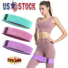 Booty Bands Loop Resistance Hip Circle Yoga Glute Leg Exercise Home Workout Set image