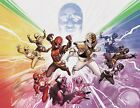 Mighty Morphin Power Rangers #50 - Boom - 2020 - 4 Covers - 6/24/20 image