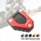 For BMW G310R G310 R 17-18 Motor Kickstand Foot Side Stand Extension Enlarge Pad