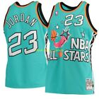 MICHAEL JORDAN Chicago BULLS 1996 East ALL STAR Authentic MITCHELL on eBay