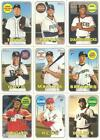 2018 TOPPS HERITAGE HIGH NUMBER SINGLES W/RC'S ***YOU PICK*** #500 - 599