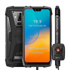 """Blackview Bv9700 Pro Helio P70 6+128gb Android 9.0 Smartphone 5.84"""" Mobile Phone"""