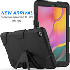 For Samsung Galaxy Tab A 10.1 8.0 Tablet Shockproof Stand Case+Screen Protector