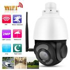 1080P HD 30X Zoom WiFi Camera Waterproof Night Vision PTZ Security Cam for ONVIF