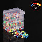 100x Dress Wedding Craft Pearl Round Head Straight Sewing Needle Pins Cors  EJ