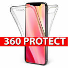 360 Protective Gel Front & Back Case for the new Apple iPhone 11 Pro Max