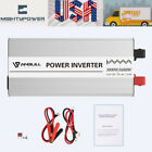 ANBULL Pure Sine Wave Portable Power Inverter 3000W(Max 6000W) DC to AC  ac LCD
