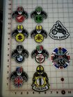 Assorted Embroidered Cafe Racer Motorcycle Patches $6.74 CAD on eBay