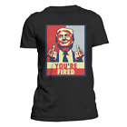 Trump 2020 President You're Fired Funny Tee Men's T-Shirt